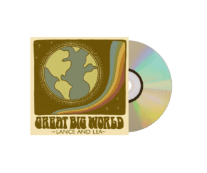 Great Big World CD TNY