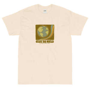 Great Big World Tee TNY Floating